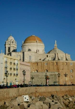 La catedral desde el Campo del Sur