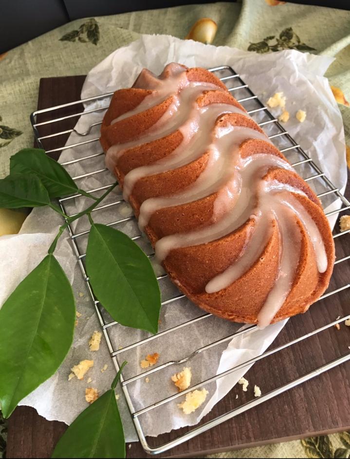 Loaf Pan de Limón yMiel